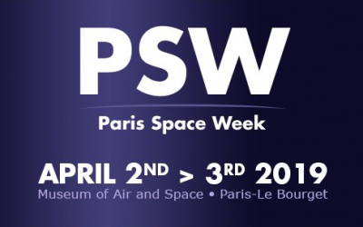 T4i selected for StartUp Challenge at Paris Space Week 2019