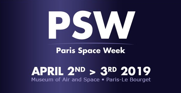 T4i selezionata per la StartUp Challenge alla Paris Space Week 2019