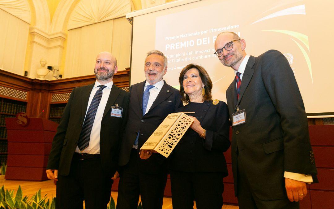 T4i wins the National Innovation Award 2018