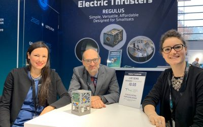 T4i alla Space Tech Expo Europea 2019